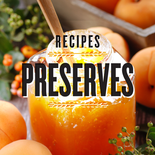 Recipes - Apricot Key Lime Preserves
