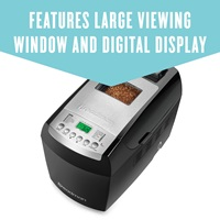 Features Large Viewing Window and Digital Display