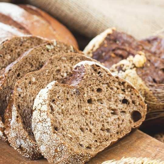 Low Carb Rye Bread