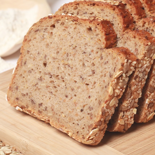 Low Carb Whole Wheat Bread