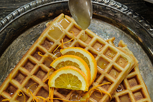 International Waffle Day Blog Post George Foreman