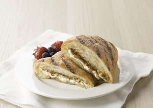 Snickerdoodle Stuffed Croissant
