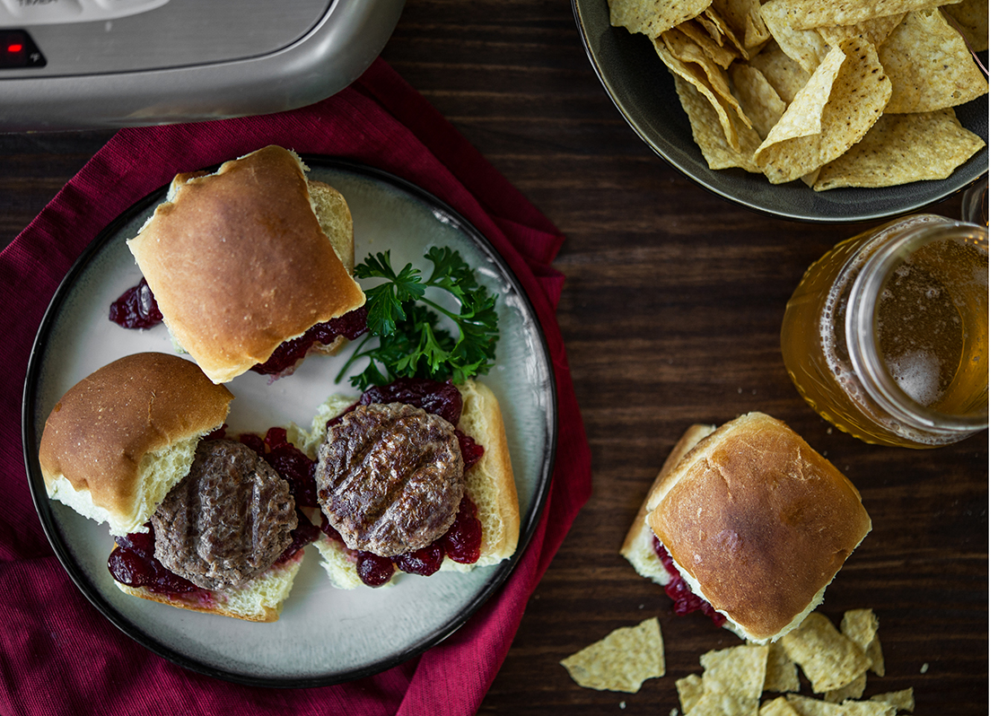 Holiday Sliders