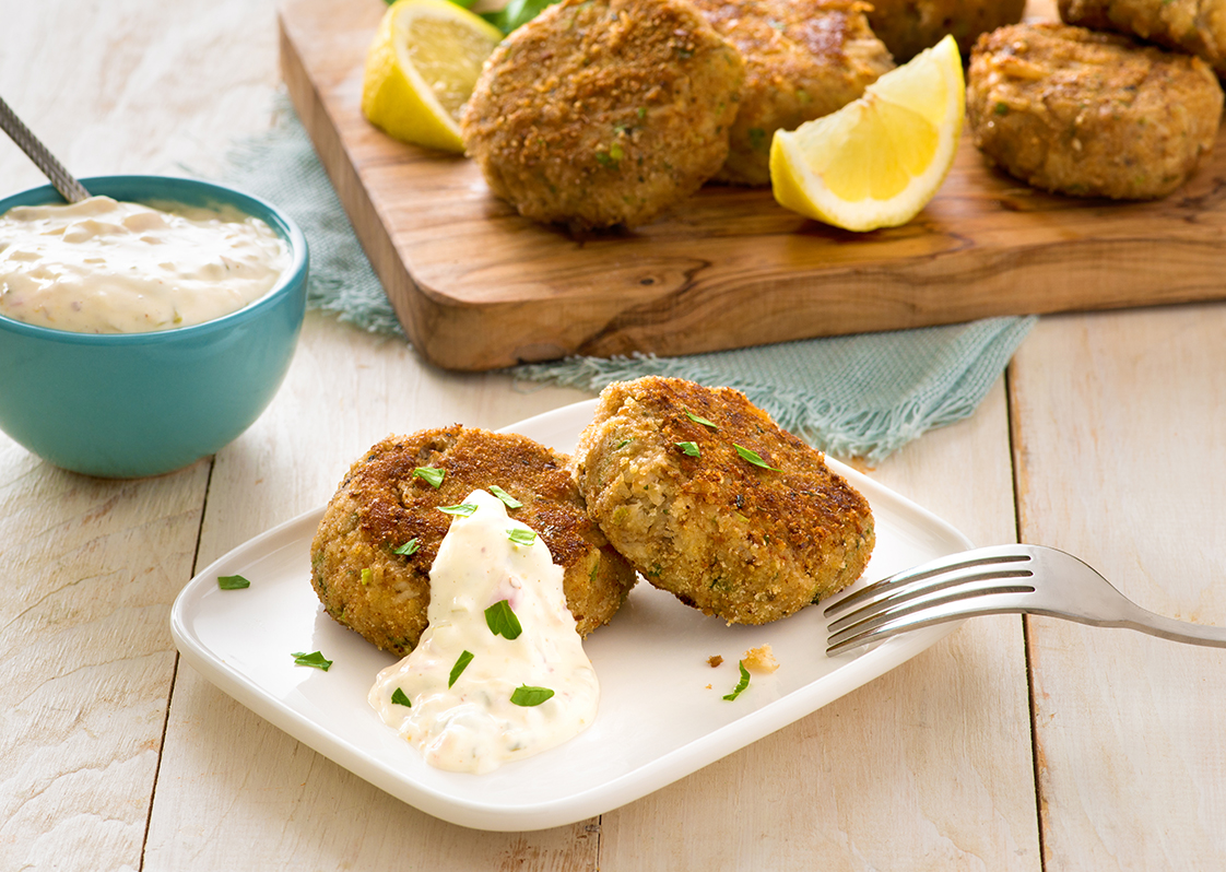 How To Cook Freshly Made Crab Cakes