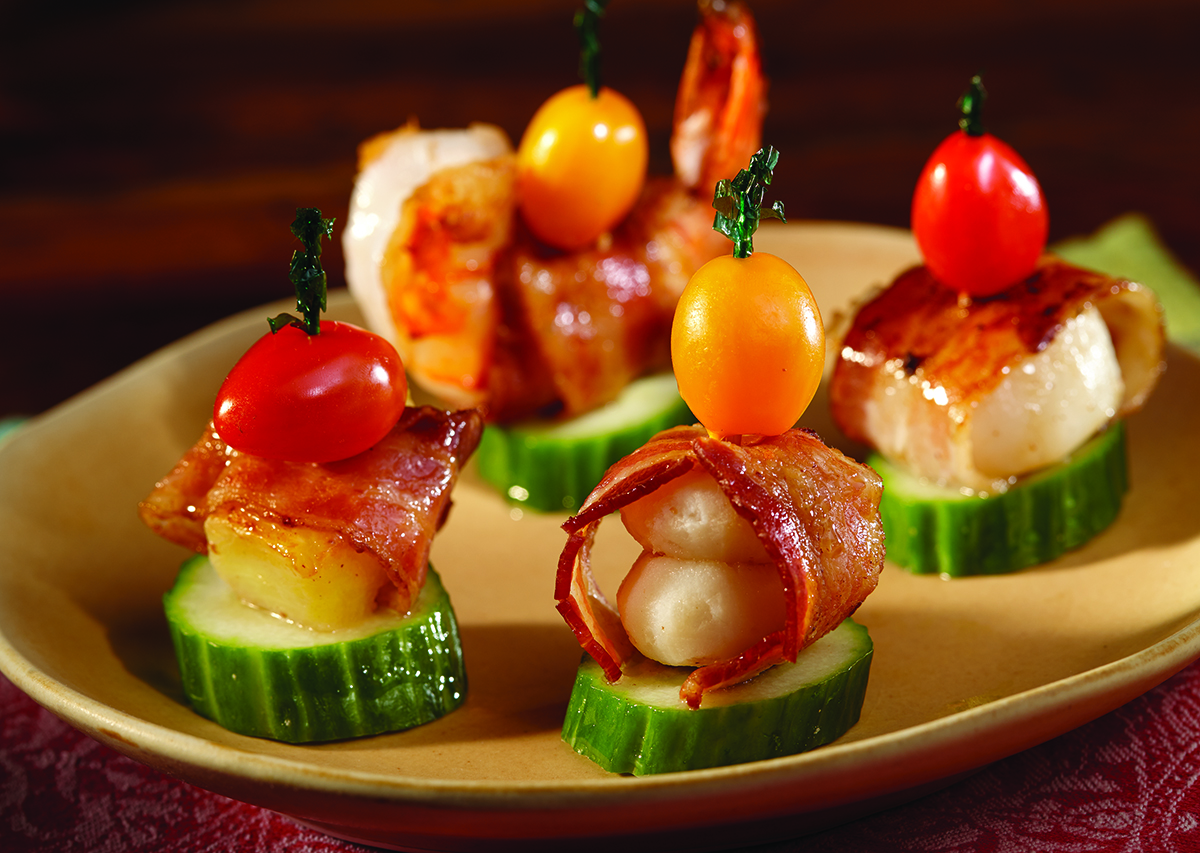 Bacon Wrapped Apps