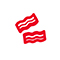 George Foreman® bacon icon