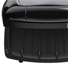 George Foreman® george tough™ nonstick coating gr0040b