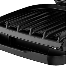 George Foreman® george tough™ nonstick coating gr1036btr