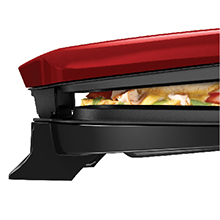 George Foreman® floating hinge gr2080r