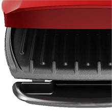 George Foreman® george tough™ nonstick coating gr2080r