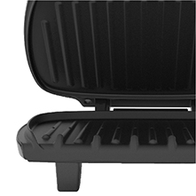 George Foreman® george tough™ nonstick coating gr2081hm