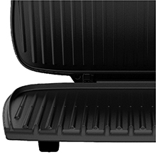 George Foreman® george touch™ nonstick coating gr2144p