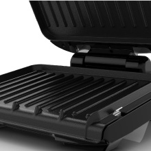 4 Serving Removable Plate Amp Panini Grill Platinum