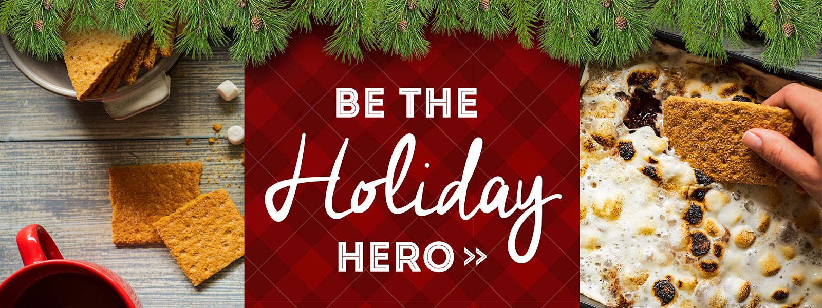 Be the Holiday Hero
