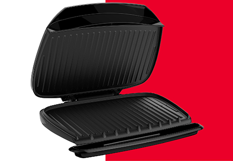 George Foreman® feature callout gr2144bp