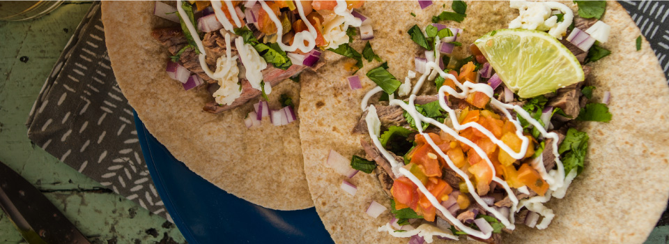 GRP95R Lean Steak Tacos