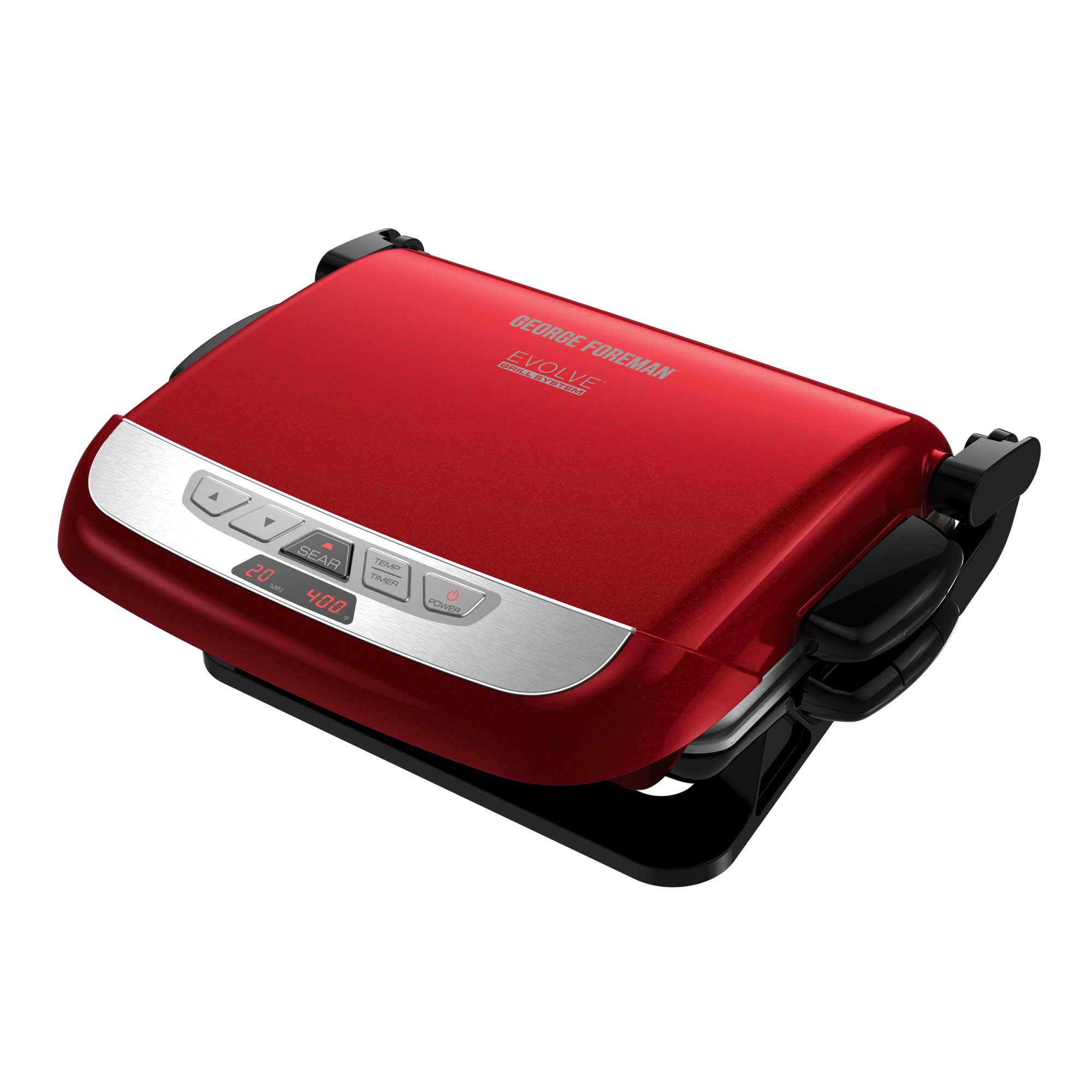 Welcome to George Foreman Cooking | Shop Indoor Electric Grills ...