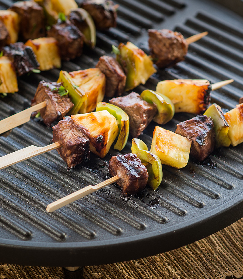 Indoor|Outdoor Grill Recipes