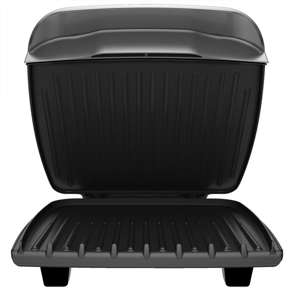 George Foreman® 8 serving basic grill and panini gr2121p