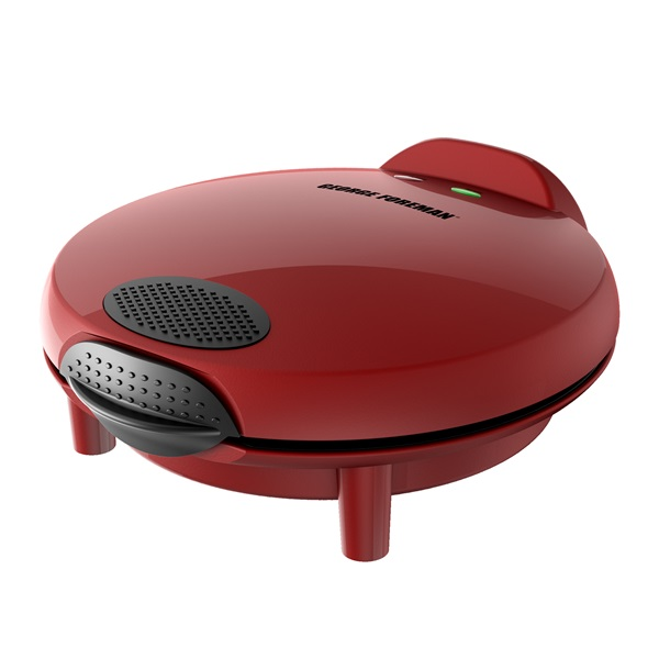 george foreman quesadilla maker red gfq001