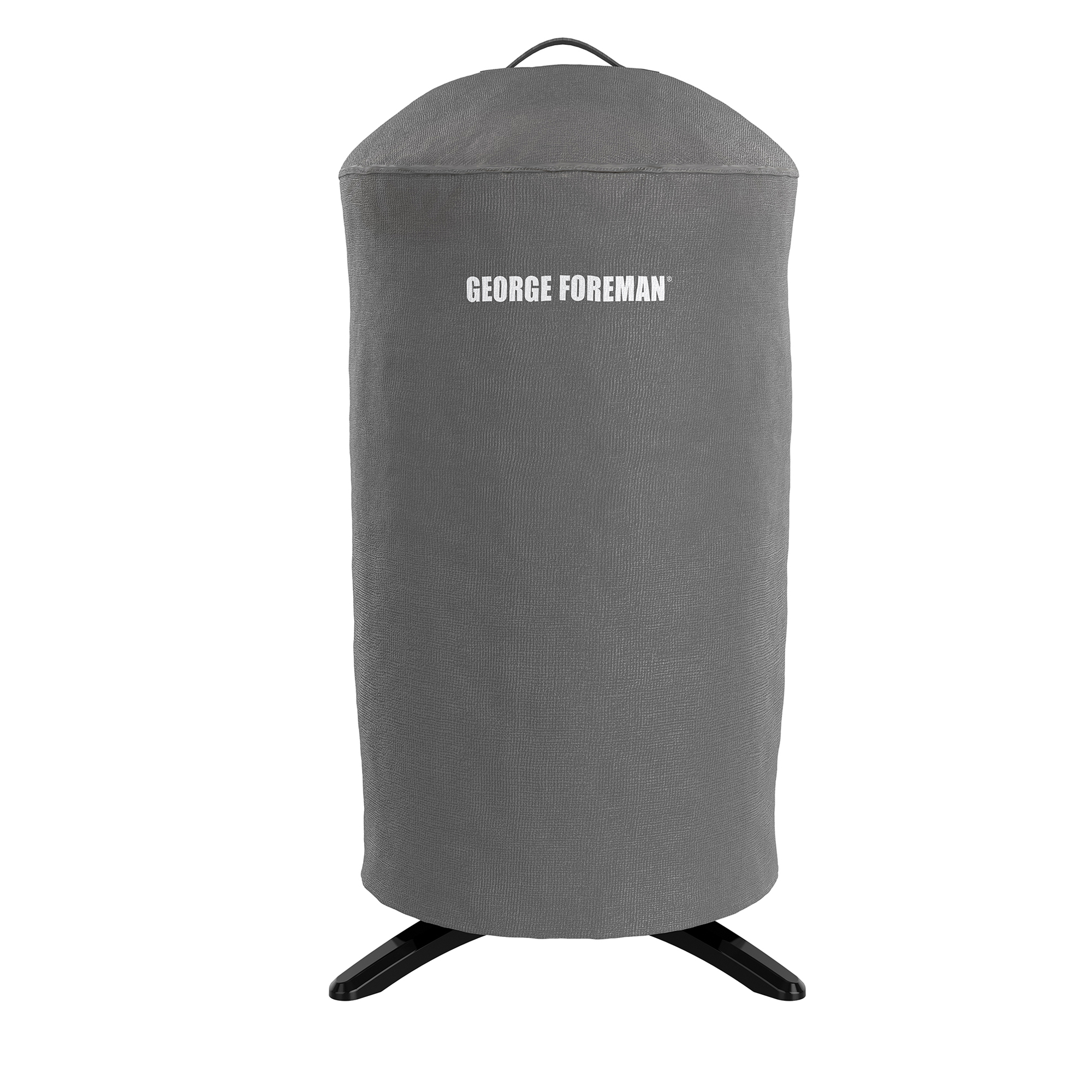 george foreman indoor outdoor round grill cover gfa240rdcg - Grill Covers