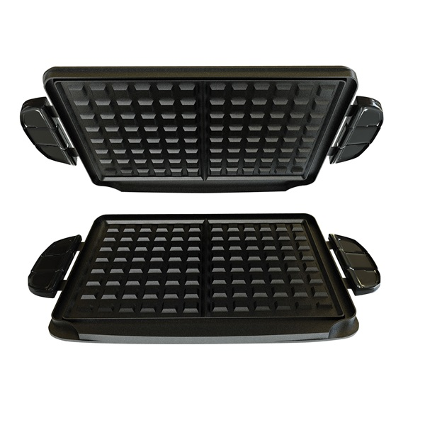 Evolve grill system waffle plates gfp84wp george foreman - George foreman evolve grill ...