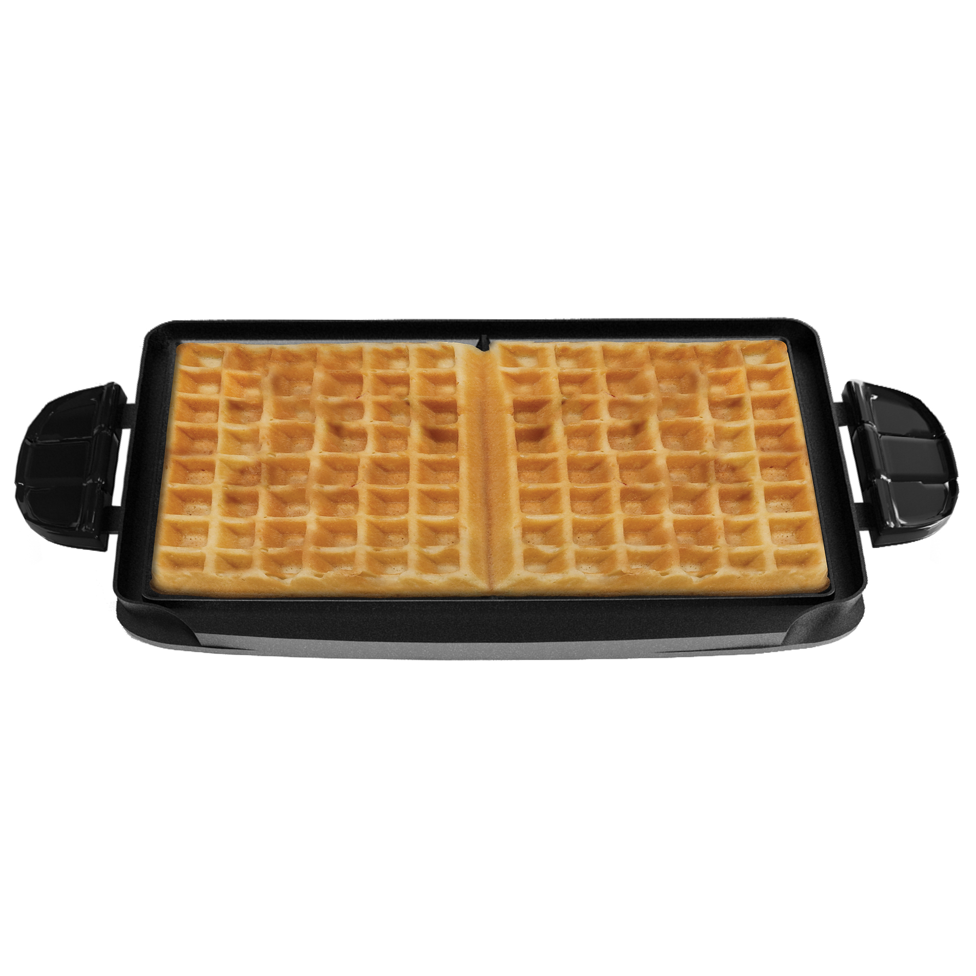 2 evolve grill system waffle plates