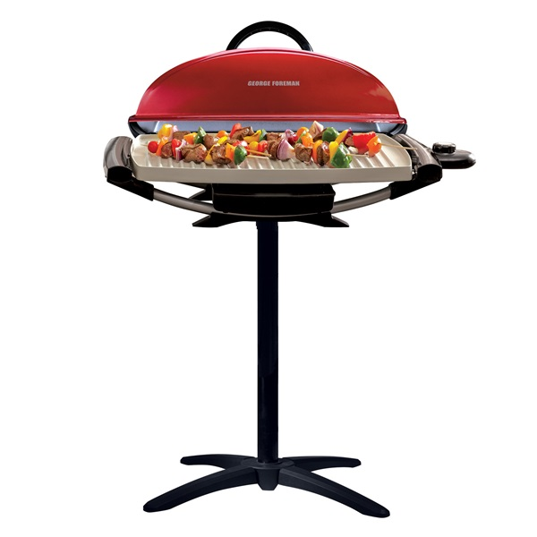 GFO201RX Indoor|Outdoor 12+ Serving Electric Grill with Ceramic Plates