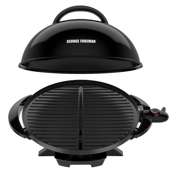 Small Electric Grills Outdoor ~ Indoor outdoor serving domed electric grill with
