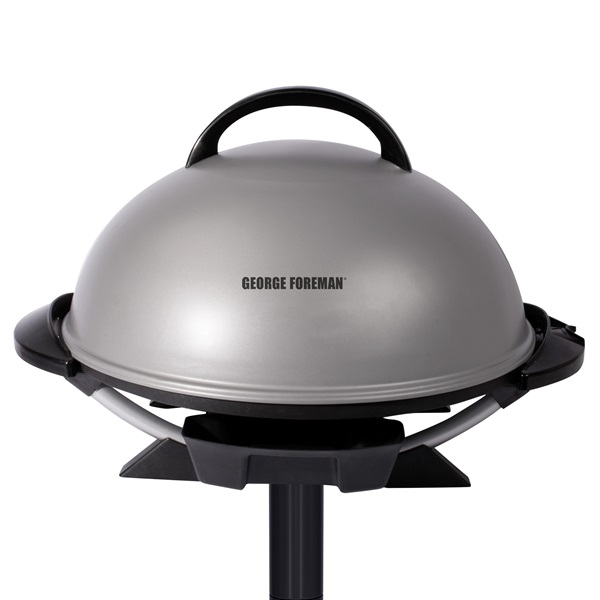 GFO240S Indoor|Outdoor 15+ Serving Electric Grill - Silver