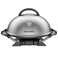GFO3320SCQ Indoor|Outdoor 15+ Serving Electric Grill with Temperature Gauge and Bonus Grill Cover