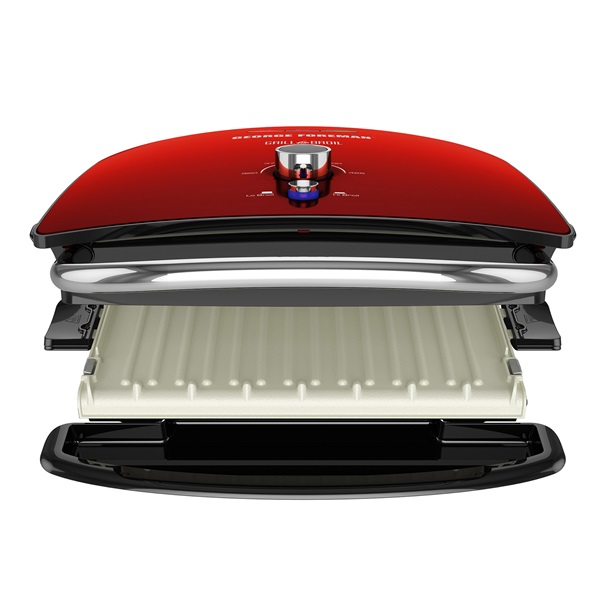 Grill broil with waffle plates and ceramic griddle plate - George foreman replacement grill plates ...