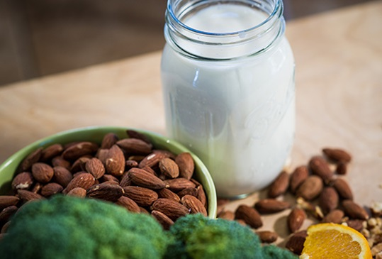 Amazing Almond Milk Juiceman Recipe