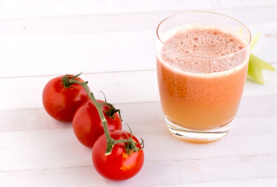 Spicy Tomato Juice Hero Image