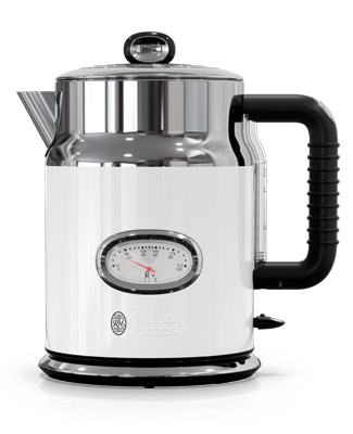 KE5550WTR Retro Collection White Tea Kettle