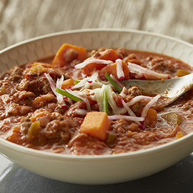 russell hobbs sweet potato chili recipe