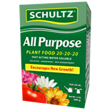 All Purpose Water Soluble Plant Food 20-20-20