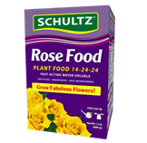 Rose & Flower Plant Food 14-24-24 Water Soluble