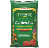 Enriched Garden Soil for Flowers and Vegetables