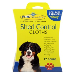 Furminator Dog Deshedding Cloths