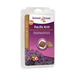 Pacific Krill Gel Fish Food Supplement