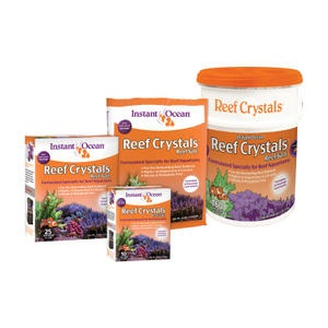 Reef Crystals® Aquarium Reef Sea Salt is one of the best aquarium salt mixtures around!