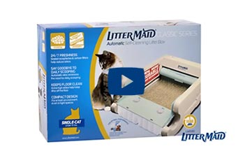 Littermaid Self Cleaning Litterbox