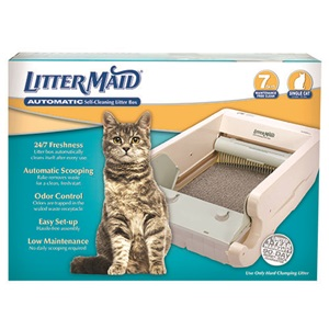 Classic Self-Cleaning Automatic Litter Box