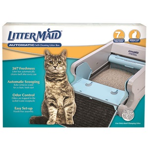 Classic Plus Self-Cleaning Automatic Litter Box