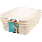 Disposable Litter Boxes 3 Ct