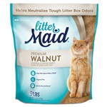 Premium Walnut Cat Litter