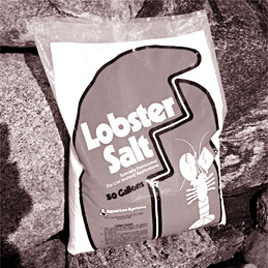 Get the best salt for your seafood tank when you use Instant Ocean Lobster Salt.