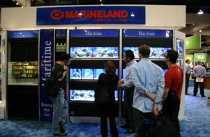 Choose from a variety of research tanks and aquariums at Marineland!