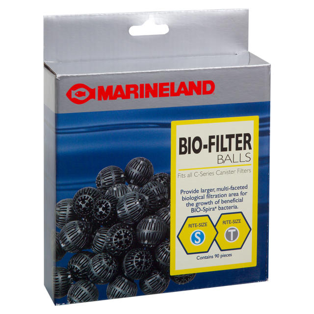 Buy filter media for aquariums from Marineland for a healthy and happy tank.